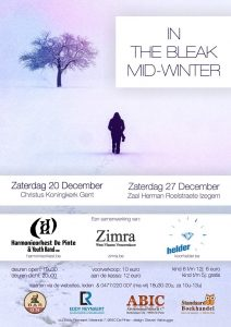 e-flyer InTheBleakMidWinter 2014